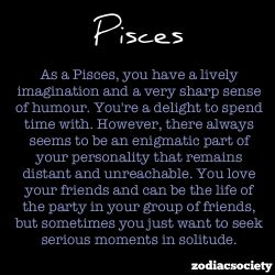 zodiac astrology pisces pisces facts jenn satsune pisces quotes ...