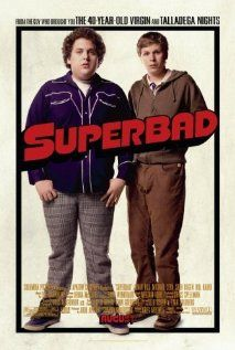 SUPERBAD. Director: Greg Mottola. Year: 2007. Cast: Michael Cera, Jonah Hill and