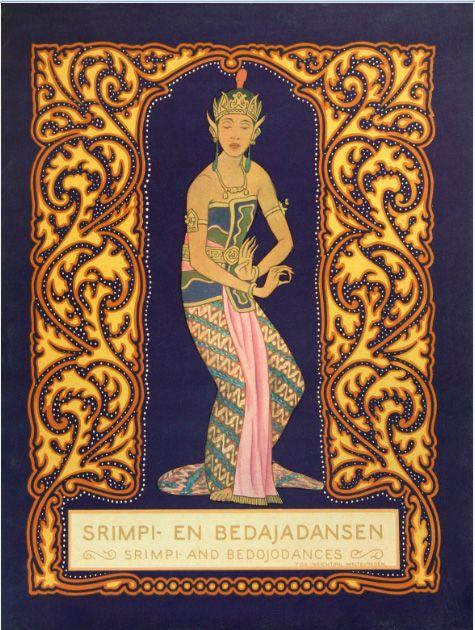 De Srimpi- en bedajadansen aan het Soerakartasche hof. The srimpi- and bedojodances at the court of Surakarta. Weltevreden, 1925 Deze uitgave heeft ze helaas niet meer mogen meemaken.