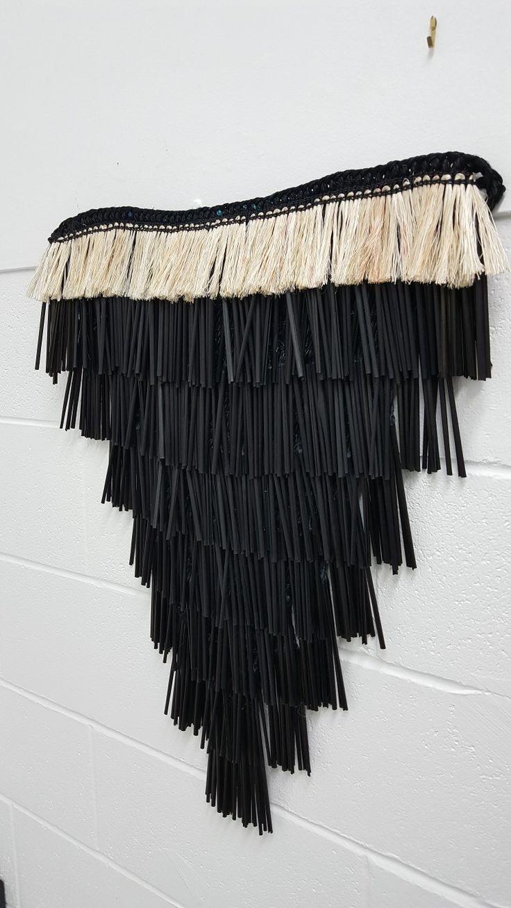 Fiona Collis woven maro