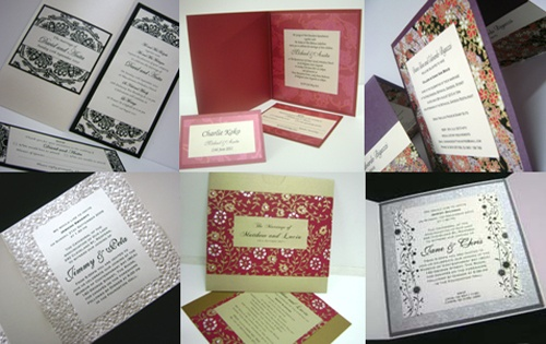 We have literally hundreds of various Wedding Invitation options to choose from in our wonderful showroom. Here is a small selection on what we have on offer. ONLY @ 87 Enmore Rd, Enmore (opposite Enmore Theatre) HURRY DON'T MISS OUT! NOW OPEN TUESDAY TO SUNDAY!