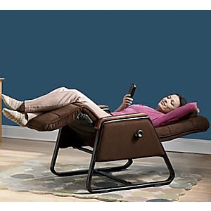 The Fully Reclinable Chair With Zero Gravity Technology From Seventh