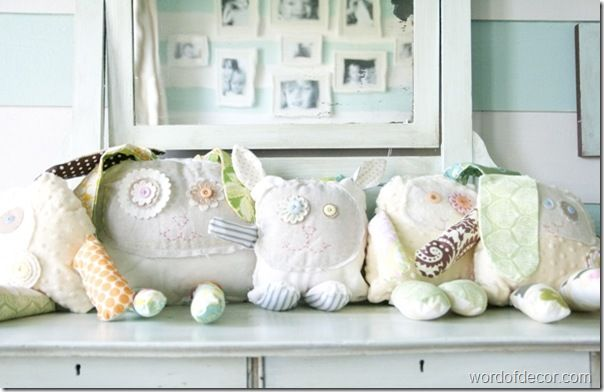 Decorative pillows for kids