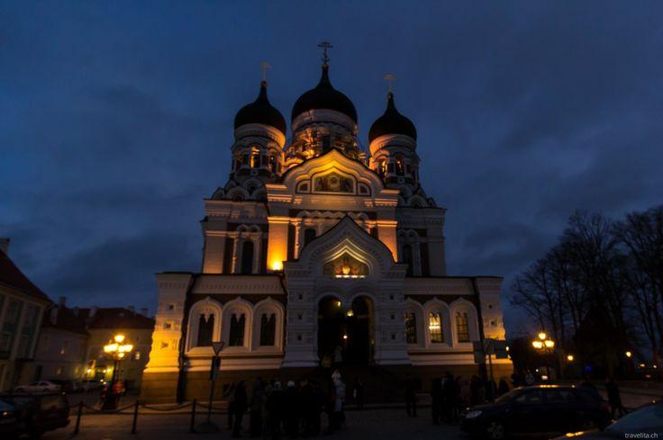 #Tallinn Alexander Newski Kathedrale | Estland