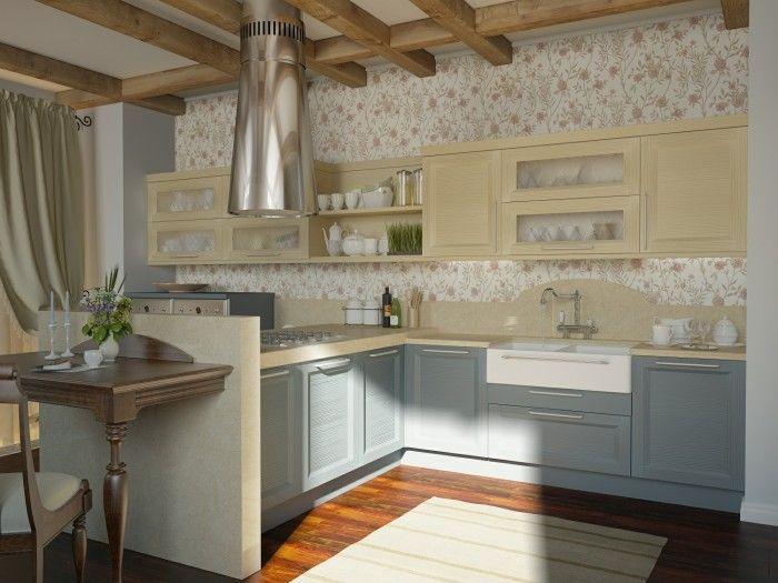 Traditional kitchen wallpaper 2017 grasscloth wallpaper for Wallpaper traditional home