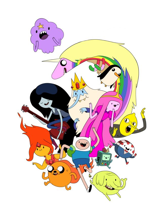 Adventure Time - The Adventure Time Wiki. Mathematical!