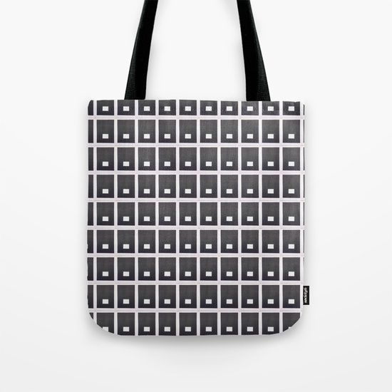 Original Geometric Design by Dominic Joyce Tote Bag by Dominic Joyce | Society6