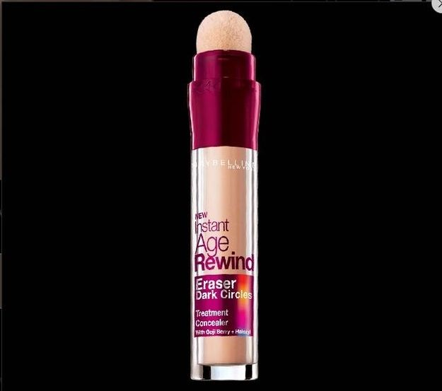 """Maybelline Instant Age Rewind Eraser Dark Circles, $7.99 from Target   41 Beauty Products That """"Really Work,"""" According To Pinterest"""