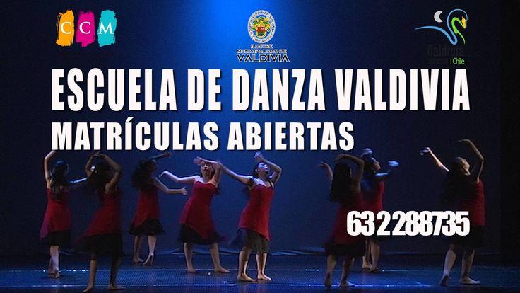 MATRICULA ESCUELA DE DANZA VALDIVIA 2016