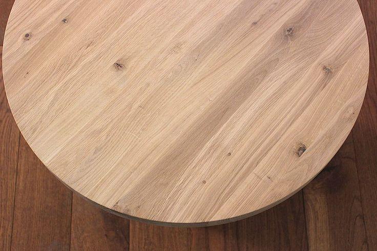 Die 25 besten tischplatte rund ideen auf pinterest for Designertische rund
