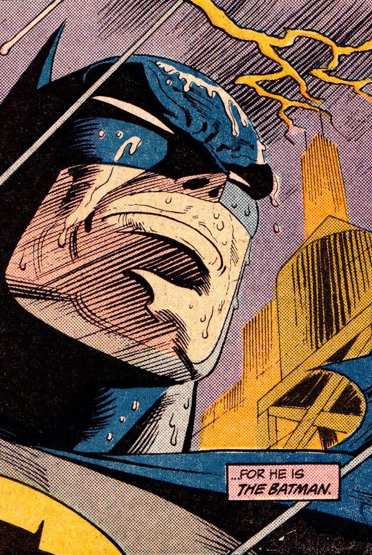 "The Batman!  Detective Comics #591 (October 1988)""Aborigine!""Art by Norm Breyfogle  Story by Alan Grant & John Wagner"