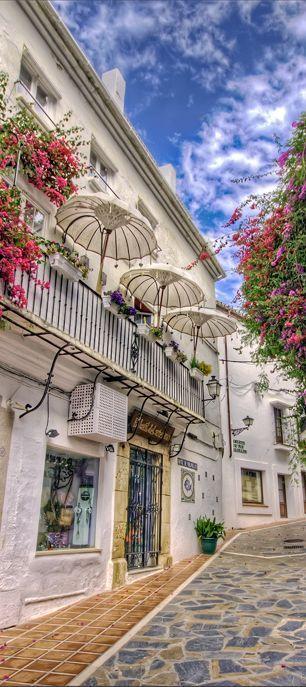 Marbella, Spain. @thecoveteur