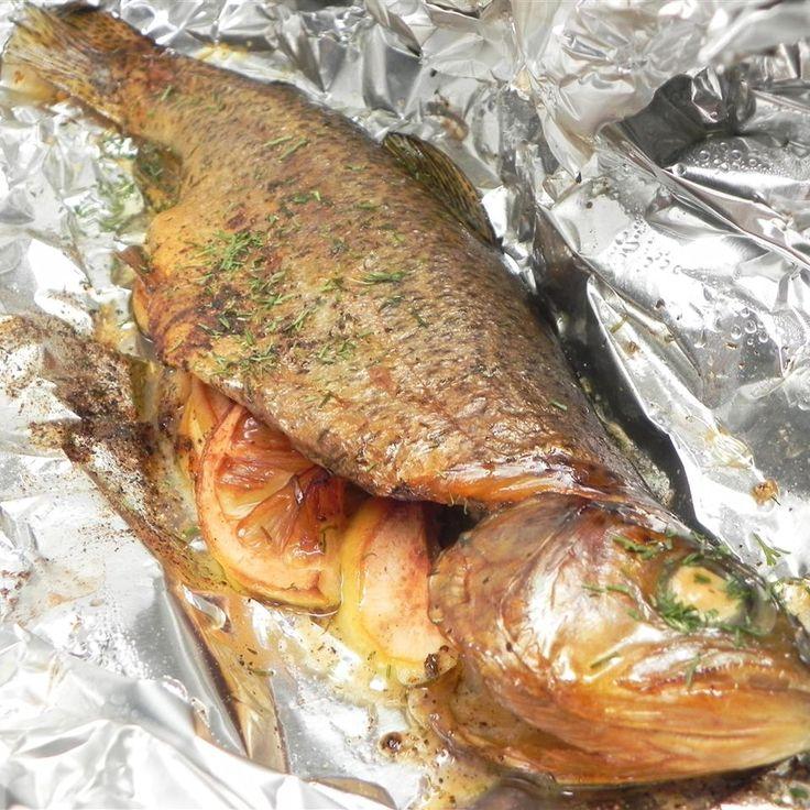 Texas Smoked Flounder Recipe in 2020 Flounder recipes