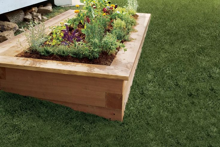 How to Build A Raised Planting Bed in 2020