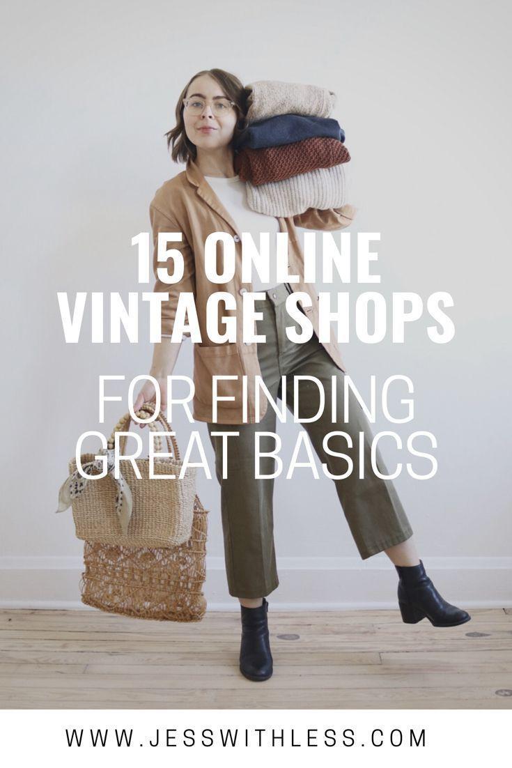 A Full List Of My Favorite Online Shops For Vintage Clothing Vintage Clothes Shop Online Vintage Shop Vintage Lifestyle