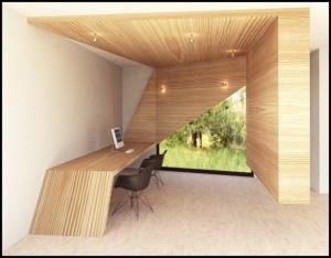 hangbureau kantoor - VS Interieurarchitecten