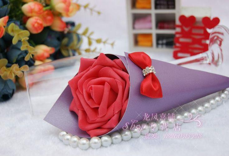 Continental выросли конусы конуса конфеты творческим коробка конфет мешки персонализированные романтический брак лоток закончена - глобальной станции Taobao