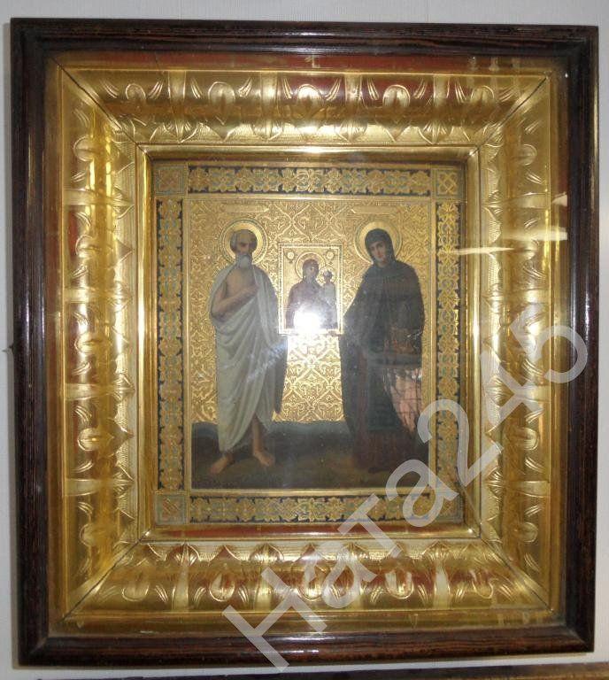 Василий и Пелагея19в