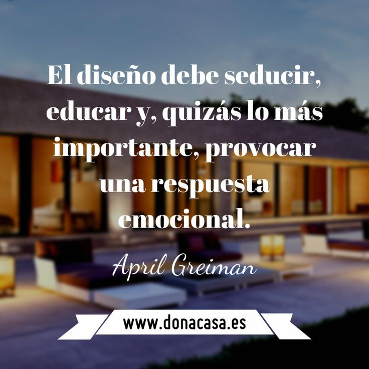 13 best citas y frases sobre dise o y arquitectura images for Diseno de interiores frases
