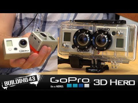 the maker of gopro talks about his goal is to make the world's most versatile camera.   3d hero system  one of the worlds most innovative cameras