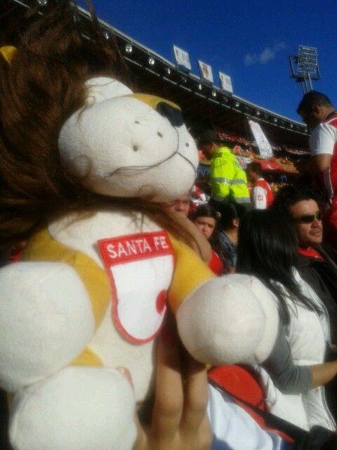 El peluche del león