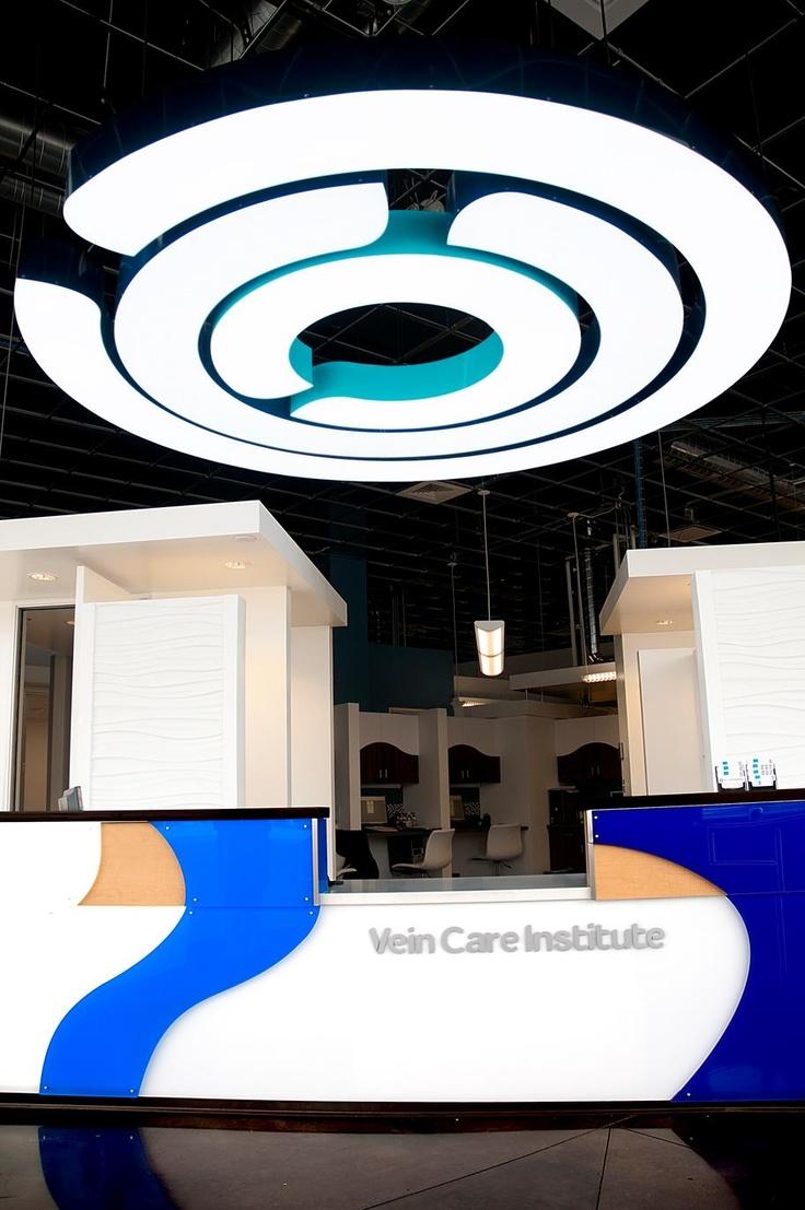 Commercial Interior Design By David Lyon Lobby Of Vein Care Institute Belmar Colorado