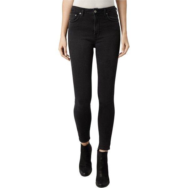 Mango jeans broadway skinny high waist