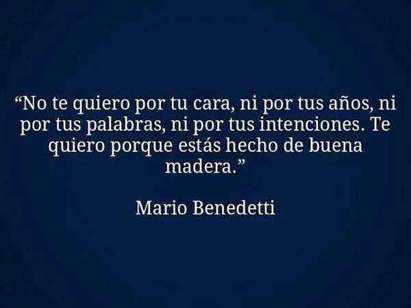 25 frases inolvidables del maravilloso Mario Benedetti - EL CLUB DE LOS LIBROS PERDIDOS