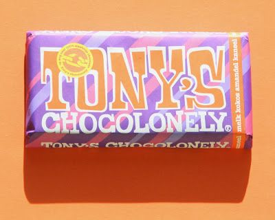 Limited Editions Tony's Chocolonely