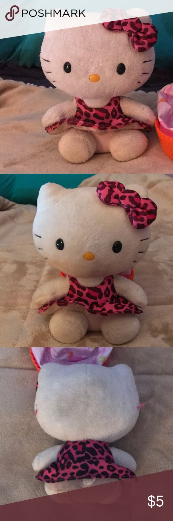 """💕Ty HELLO KITTY: