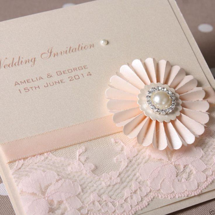 23 best Wedding invitations images on Pinterest   Wedding ...
