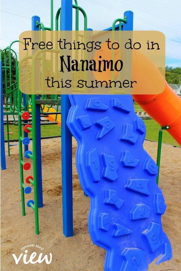 Free Things to do in Nanaimo this Summer. Do you live on Vancouver Island? Are you visiting? From programs offered by the city to fun family festivals, here is a great list of FREE things to do in Nanaimo this summer!