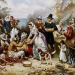 A Tradition Born: The First Thanksgiving
