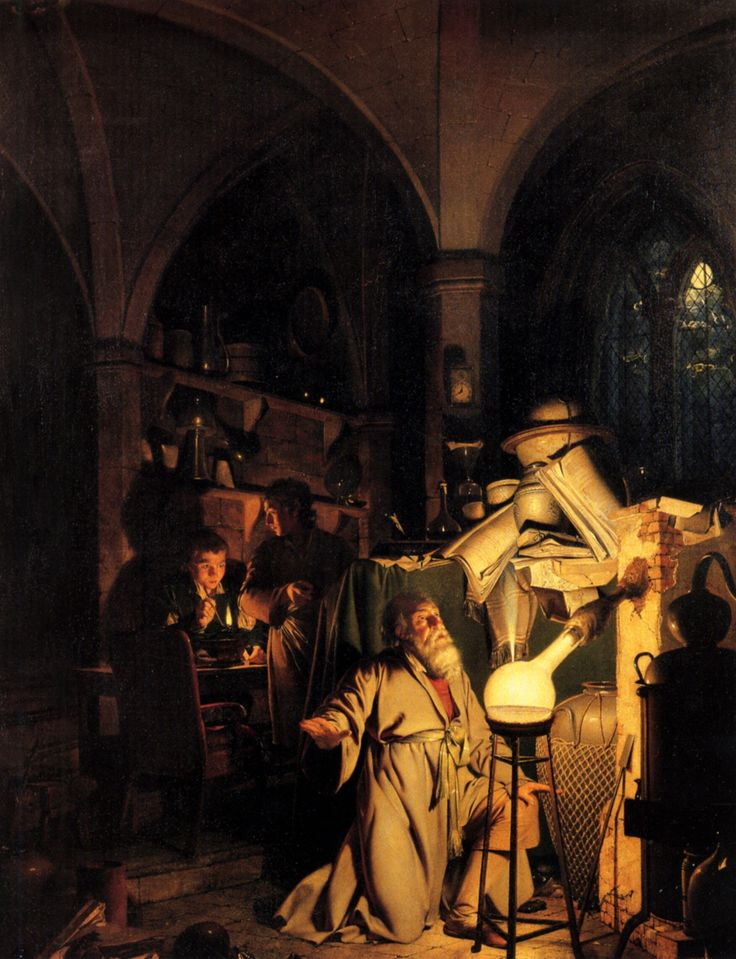best alchemy images alchemy full metal  the alchemist by joseph wright of derby 1734 1797 said to be