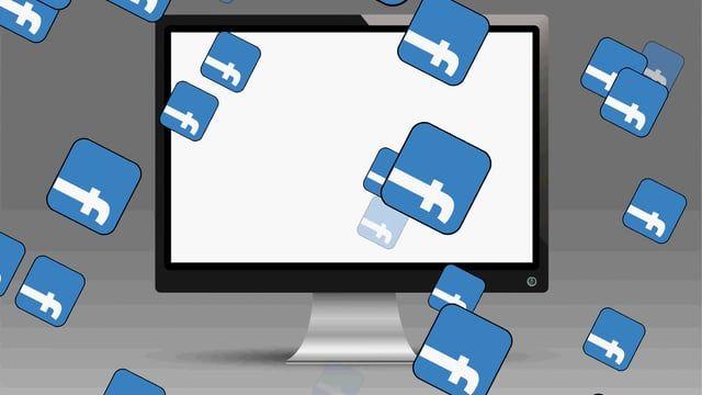 Facebook, Internet, Social, Símbolo
