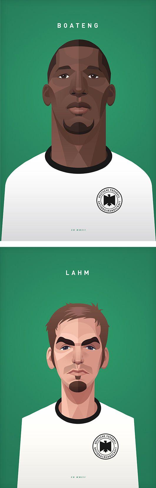 Cool Illustrations by Daniel Nyari | Inspiration Grid | Design Inspiration