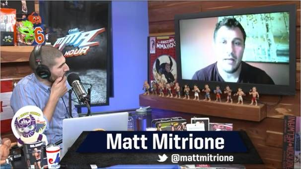 """Tweet  MATT MITRIONE CHOOSES BELLATOR MMA, SIGNING AN EXCLUSIVE, MULTI-FIGHT CONTRACT WITH THE PROMOTION  SANTA MONICA (March 14, 2016) – Last week, top mixed martial art's free agent Matt Mitrione (9-5) joined Ariel Helwani's """"MMA Hour"""" show and revealed that he had been fielding offers from multiple promotions, including a great bid he …"""