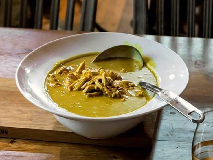 Klassisk curry med kyckling   Recept från Köket.se