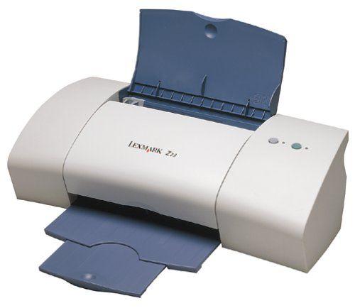 controlador de impresora lexmark z23-z33
