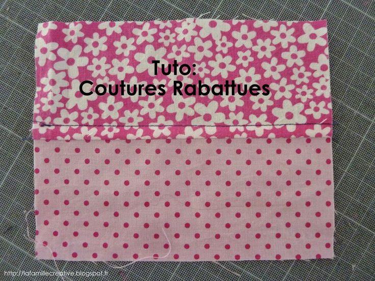 Gut bekannt 213 best Couture en trucs et astuces images on Pinterest | Sewing  GB29