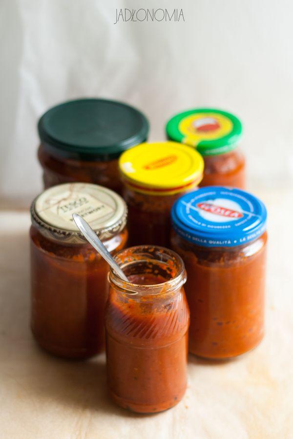 jadłonomia · roślinne przepisy: Domowy keczup łagodny