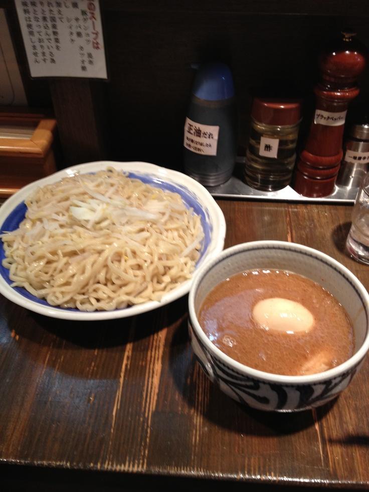 つけ麺@荒海 新宿