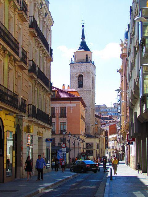 Valladolid, CASTILLA Y LEÒN, España. - Isabel y Ferdinand, los Reyes Católicos, se casaron allí en secreto en 1469. Las celebraciones duraron siete días.