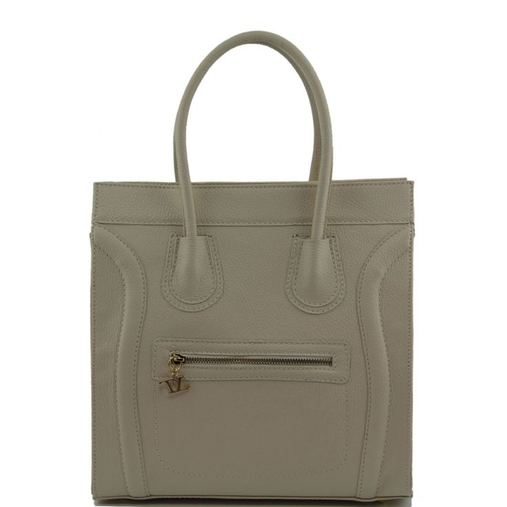 TL Bag in Taupe