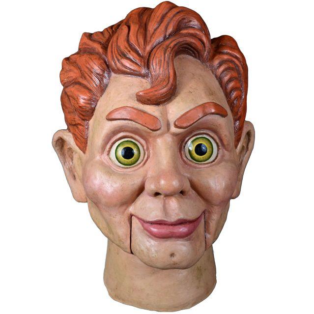 Goosebumps Slappy the Dummy Costume Mask