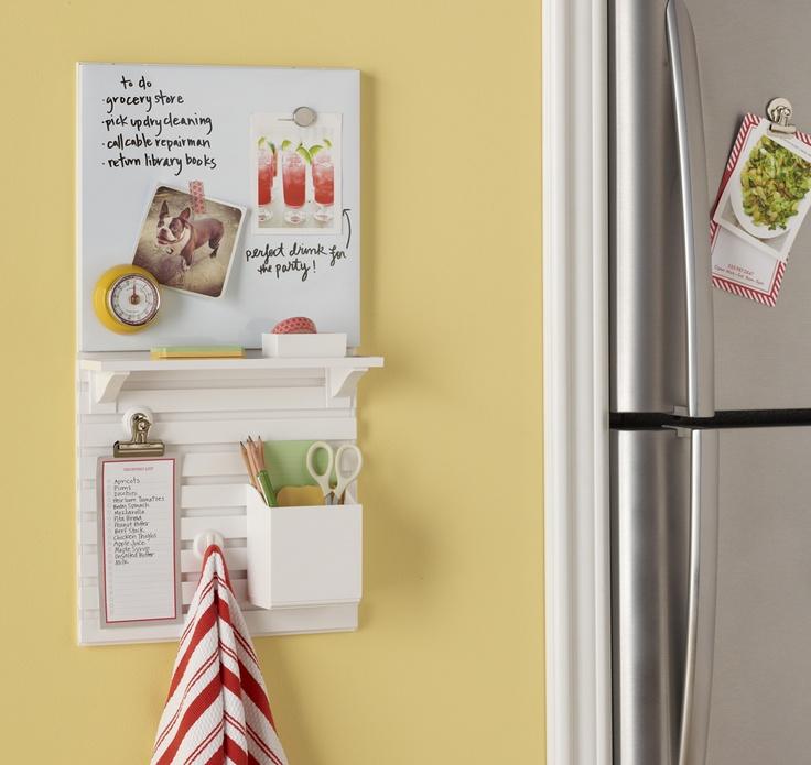 334 best Organizing Office images on Pinterest | Households, Office ...