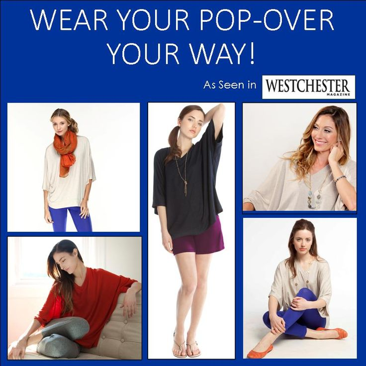 """Our """"Pop-Over"""" Shirt is super versatile-- who doesn't love a comfortable yet stylish shirt you can wear day to night?  #AvaGrayDirect #FashionTips #StyleGuide #ootd"""