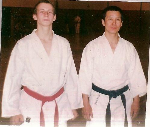 i was young i was mad > and he was my master : shihan Takeji Ogawa 9.dan