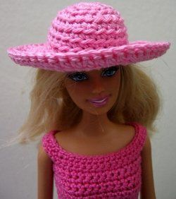 In this lens I will show You how to crochet hat for Barbie doll. It's very easy and I have added also pictures of each step.  It's first time I...