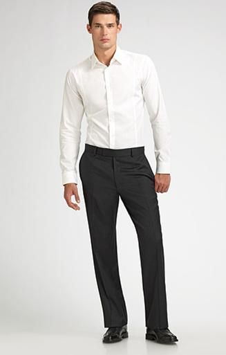 32 best images about men what to wear to an interview on for Dress shirt for interview